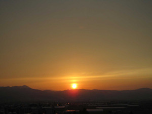 Sunset20120411