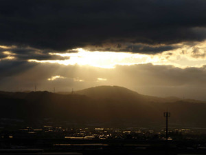 Sunset2012062