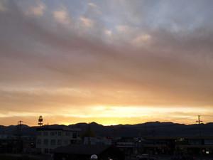Sunset20121125